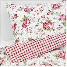 Ikea Rosali - Set di biancheria da letto, 60 x 70