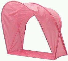 IKEA.. Sufflett - Tenda da Letto, Colore: Rosa