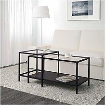 Ikea Vittsjö - Set di 2 tavoli, colore: