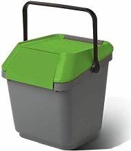 il Contenitore Easymax Salvaspazio Verde -