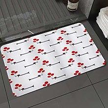 Il tappetino da bagno è super morbido e