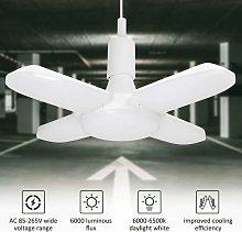 Illuminazione a LED per garage - Lampada da