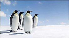 Illustrazione Animale Del Pinguino Antartico