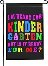 Im Ready for Kindergarten But Is It Ready for Me