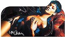 Imagicom Celebrity Icons Murale Adesivo Rihanna,