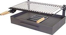 Imex El Zorro 71409 - Cassetto per barbecue con