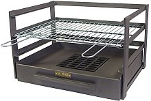 IMEX EL ZORRO 71476.0cassetto Barbecue con