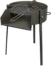 IMEX EL ZORRO 71580 - Barbecue Tondo con Supporto