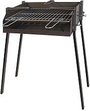 IMEX EL ZORRO 71584 - Barbecue Quadrato con