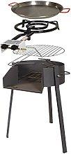 IMEX EL ZORRO 71587–Kit Barbecue Rotondo,