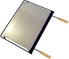 IMEX EL ZORRO 71602 - Piastra per Barbecue, in