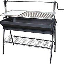 IMEX EL ZORRO 71763Barbecue con parrilla-plancha