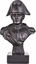 Imperatore francese Napoleon Bonaparte scultura in