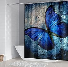 Impermeabile enda da Doccia farfalla Tende da