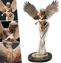 in Piedi Figura Giardino Statue Yard Arte