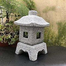 in Piedi in Ceramica Pagoda Garden Scultura