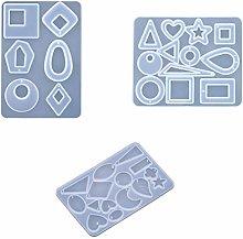 Incdnn - Stampo in silicone per gioielli a forma