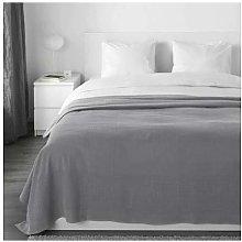 Indigra Ikea - Copriletto in 100% cotone, 230 x