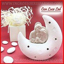 Ingrosso e Risparmio Luna Bianca in Ceramica