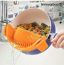 InnovaGoods IG814991 Pastrainer Scolapasta in