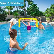 Insma - Gioco di pallavolo galleggiante per piscina