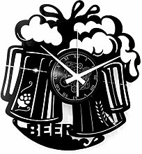 Instant Karma Clocks Orologio in Vinile da Parete