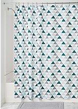 InterDesign 59420EU Triangles Tenda Doccia,