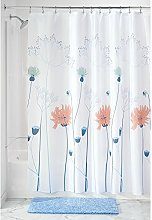 InterDesign 64120EU Floral Meadow Tenda Doccia,