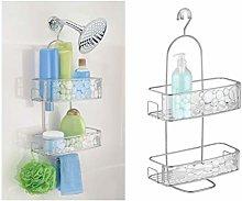 InterDesign Bubbli Mensola doccia da appendere |