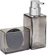 InterDesign Casilla Pompa Dispenser Sapone con