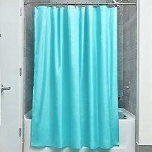 InterDesign Tenda doccia in tessuto, Tende per