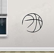 Interessante Pallone Da Basket Sport Adesivo