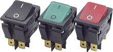 Interruttore a bilanciere C6053ALNAF 230 V/AC 16 A