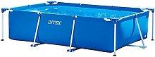 Intex 28271 Rettangolare Cm 260X160X65 Piscina