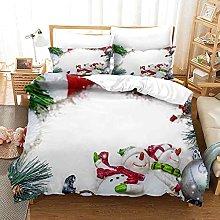 IOCXSO Biancheria da letto per bambini 140x200