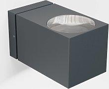 IP44.de como applique LED da esterni antracite