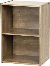 Iris Ohyama Basic Storage Shelf CX-2 Mobile