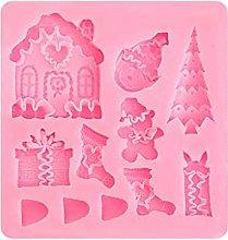 IRYNA - Stampo in silicone a forma di pupazzo di