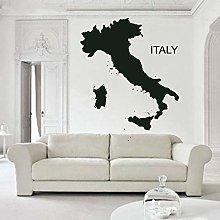 Italia Europa Venezia Camera Milano Italia Mappa