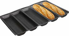 Itlovely Baguett e Tray - Stampo per pane in