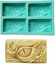 Itlovely - Stampo in silicone per decorazione di