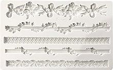 Itlovely - Stampo in silicone per decorazioni per