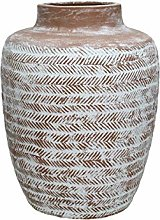J. Kersten BV XET-1821 Vaso, Ceramica, Marrone