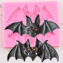 JACKWS 3D Craft Halloween Stampi in Silicone
