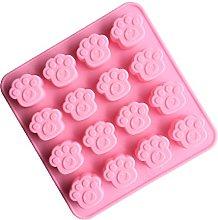 JasCherry Stampo in Silicone per Cubetti di