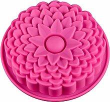 JasCherry Stampo in Silicone per Torte a Forma di