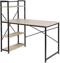 Jeobest - Scrivania con ripiano Tavolo per ufficio