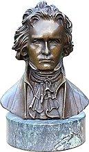 JIAChaoYi Ornamenti Statue Sculture Beethoven