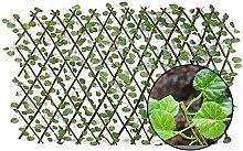 JIAFENG Retrattile Gartenholz Viti Artificiali