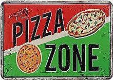 jiayouernv Pizza BBQ Fast Food Restaurant Vintage